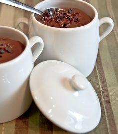 Mint Chocolate Pudding: SANE Recipes - The Calorie Myth
