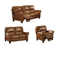 1000 Images About Leather Furniture On Pinterest Loveseats Reclining Sofa And Leather Loveseat