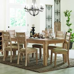 Youll Love The Colmar 7 Piece Dining Set At Wayfair