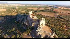 Castillo de Dos Hermanas Dron Phantom 4 (4K)