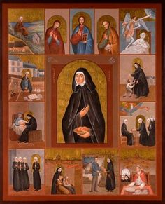 Happy Memorial of St Jeanne Jugan – August 30 #pinterest #stjeannejugan In 1839, they brought in their first permanent guest and began an association, received more members and more guests. Mother Marie of the Cross, as Jeanne was now known, founded six more houses for the elderly by the end of 1849, all staffed by members of her association—the Little Sisters of the Poor. By ....