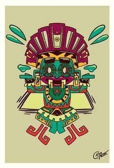 Resultado de imagen para ilustraciones mayas