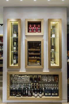 The Whisky Shop Flagship store in London