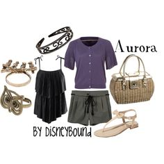 Aurora outfit #1