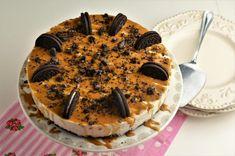 Cheesecake cu Oreo - Retete culinare by Teo's Kitchen Tiramisu, Oreo, Biscuit, Cheesecake, Ethnic Recipes, Kitchen, Desserts, Drinks, Food