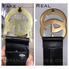 3d0925d532d Real vs Replica Gucci Belt review. This real vs replica Gucci ...