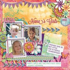 kimeric kreations: A Girls World - New this week! and...a freebie!