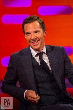 Benedict Cumberbatch - Graham Norton Show