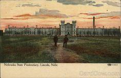 Lincoln NE Nebraska State Penitentiary