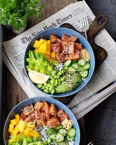 Один из лучших вариантов обеда да и ужина т Healthy Cooking, Healthy Recipes, Healthy Food, Tasty, Yummy Food, Asian Recipes, Vegan Vegetarian, Food Videos, Meal Prep