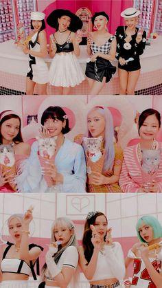 Blackpink Fashion, Black Girl Fashion, Kim Jennie, South Korean Girls, Korean Girl Groups, Selena Gomez, Fotos Wallpaper, Wallpapers, Blackpink Icons