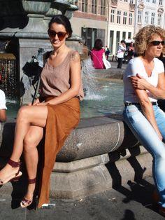 Saturday in Copenhagen. Mariana from www.hybridablog.com