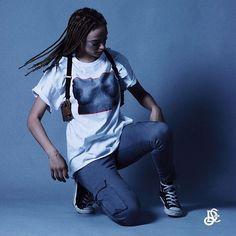 model @yojulezzz  X Shot by @yungvsco