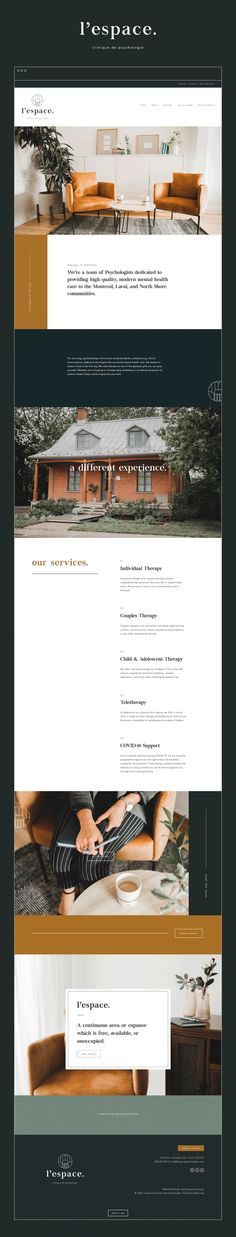 Website Design Inspiration, Web Design Inspiration, Design Ideas, Ux Design, Layout Design, Branding Design, Graphic Design, Portfolio Website Design, Custom Website Design