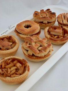 Mini Apple Pie o Pastel de Manzana