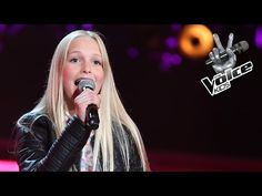 Floor - Mean (The Voice Kids 2014: The Blind Auditions) - YouTube
