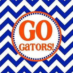 Florida Gators printable