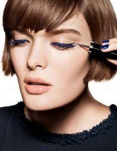 Chanel Blue Rhythm Makeup Collection