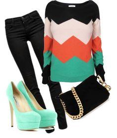 Moda #mujer#outfitmujer