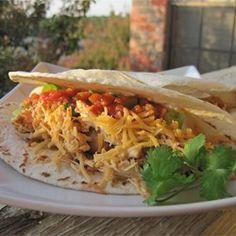 Slow Cooker Cilantro Lime Chicken - Allrecipes.com