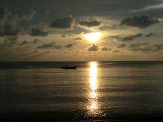 Sunset, Susupu, Indonesia