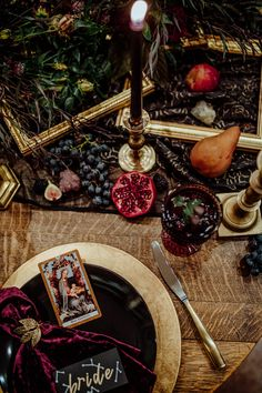 Gallery - Late Fall Tarot Cards and Halloween Inspired Wedding Ideas Witch Wedding, Gothic Wedding, Forest Wedding, Fall Wedding, Our Wedding, Dream Wedding, Wedding Prep, Elegant Wedding, Rustic Wedding