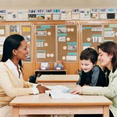 Parent-Teacher Conference Tips for Busy Moms | Working Mother