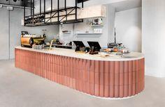Terracotta, brick, granite: Technē's Poacher & Hound | Australian Design Review