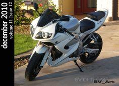 SVotM Winners 2010 - Page 2 - Suzuki Forum: Gladius Forums Suzuki Sv 650 S, Gsxr 750, Suzuki Motorcycle, Bike Stuff, Dream Garage, Bike Life, Sport Bikes, Planes, Trains