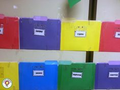 Tired of all the missing work in your classroom? Then you should give wall folders a try! Click through to see how this could help organize and better manage your classroom. Great for ALL grade levels! Student Folders, Work Folders, Student Work, Folder Organization, Classroom Organization, Classroom Management, Organization Ideas, Class Management, Organizing