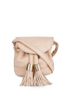 Vicki grained-leather mini cross-body bag | See By Chloé | MATCHESFASHION.COM US