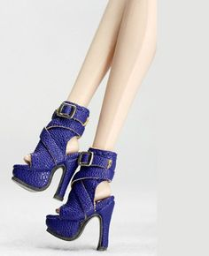 Hey, I found this really awesome Etsy listing at https://www.etsy.com/listing/126955608/handmade-barbie-doll-shoes-indigo-blue