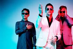 Depeche Mode In A Colorful Mode #DepecheMode #Music #Band #Entertainment #AskaTicket