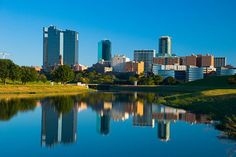 Fort Worth, Texas [A city I more than likely will be getting to know well as my mom and I may be/should be moving some time next year.]