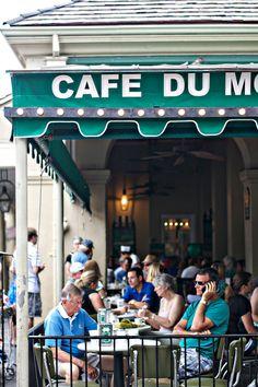 Café Du Monde ~ beignets and chicory coffee