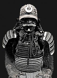 Japanese samurai armor, Edo period