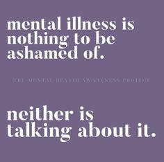 Mental Health In Schools, Mental Health Awareness, Depression Awareness, Depression Support, Dissociation, Mental Illness, Disorders, Self, Charity