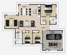 Verandah - House Plans New Zealand | House Designs NZ | dream ...