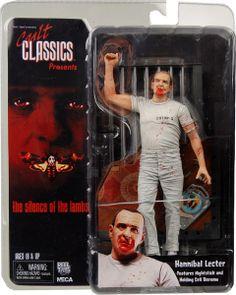Hannibal Lecter Cult Classics | Merchandising Películas