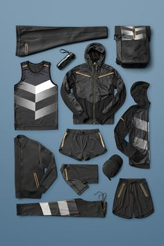 "Indulge in trendy sportswear for men and women. Click through to shop running tights, jackets, tops, shorts, sports bras and more that all combine fashion with function. The ""For Every Victory"" collection is developed in collaboration with professional athletes. 