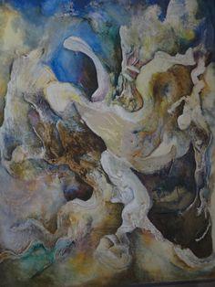 Dancer.  By Jackie Terrett. jackieterrett-artwork.co.uk