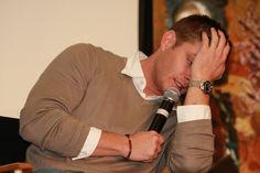 Jensen Ackles; Chicago Supernatural Creation Convention November 2008 IMG_2911 by LLC149, via Flickr