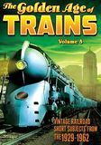 The Golden Age of Trains: Volume 8 [DVD] [1929]