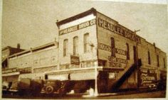 photos of old drug stores | Headlee Drug Store in old downtown Searcy AR