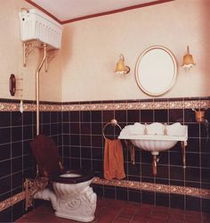 Victorian Bathroom Decor Ideas victorian bathroom illustrations from vintage plumbing | victorian