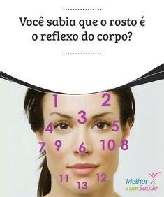 Você sabia que o #rosto é o reflexo do corpo? As diferentes #alterações do rosto podem ser um #reflexo de que algo não está totalmente em ordem em nosso #organismo. Entenda melhor o assunto nesse artigo.