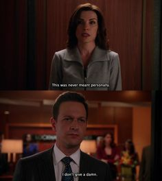 will gardner and alicia florrick relationship