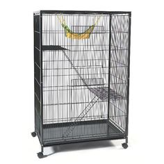 Liberta Tower Ferret and Degu Cage A £129.99  - 60 x 94 x 142 - up to 13 rats