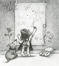 Juana Martinez-Neal...one of my fav illustrators!