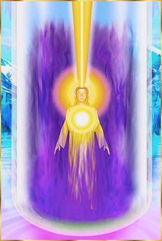 Yo Soy el fuego violeta transmutador